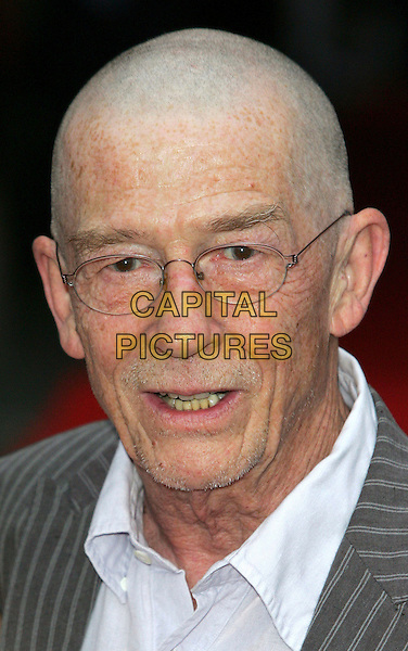 JOHN HURT <br /> Peoples Premiere of &quot;Hellboy II: The Golden Army&quot; during the FilmFour Summer Screen Opening Gala held at Somerset House, London, England, <br /> July 31st 2008.<br /> 2 portrait headshot glasses <br /> CAP/ROS<br /> &copy;Steve Ross/Capital Pictures
