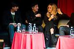 "Manolo Tena, Mikel Erentxun and Marta Sanchez attends the presentation of the new program of LaSexta "" A Mi Manera "" at concert room El Sol in Madrid, February 02, 2016<br /> (ALTERPHOTOS/BorjaB.Hojas)"