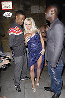 LONDON, ENGLAND - OCTOBER 05 :  Michelle Thorne attends the UKAP Awards 2018, at Pulse club on October 05, 2018 in London, England.<br /> CAP/AH<br /> &copy;AH/Capital Pictures