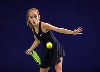 Hilversum, Netherlands, December 2, 2018, Winter Youth Circuit Masters, Ruth Jonker (NED)<br /> Photo: Tennisimages/Henk Koster