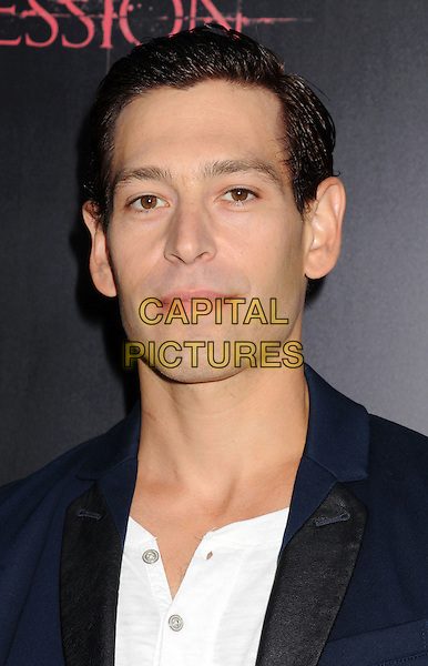 "Matisyahu.""The Possession"" Los Angeles Premiere held at Arclight Cinemas, Hollywood, California, USA..August 28th, 2012.headshot portrait black white .CAP/ROT/TM.©Tony Michaels/Roth Stock/Capital Pictures"
