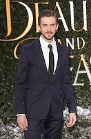 Dan Evans<br /> arrives for the &quot;Beauty and the Beast&quot; screening, St.James', London.<br /> <br /> <br /> &copy;Ash Knotek  D3234  23/02/2017