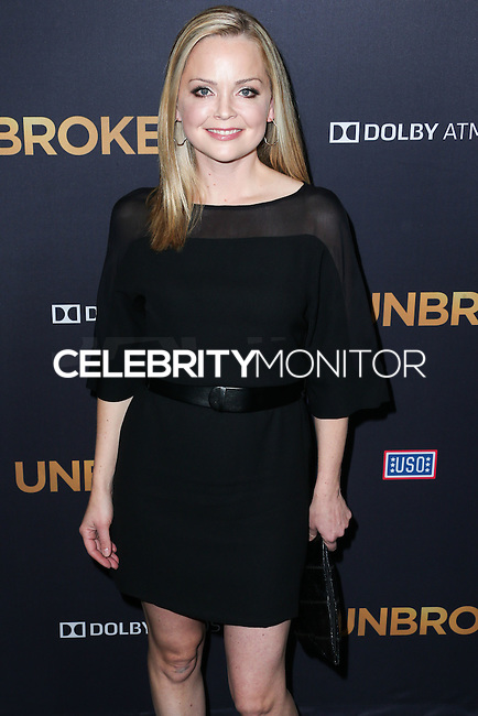 HOLLYWOOD, LOS ANGELES, CA, USA - DECEMBER 15: Marisa Coughlan arrives at the Los Angeles Premiere Of Universal Pictures' 'Unbroken' held at the Dolby Theatre on December 15, 2014 in Hollywood, Los Angeles, California, United States. (Photo by Xavier Collin/Celebrity Monitor)