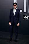 Jose Lamuno attends to Yves Saint Laurent 'Libre' presentation at Real Fabrica de Tapices in Madrid, Spain. September 30, 2019. September 30, 2019. (ALTERPHOTOS/A. Perez Meca)