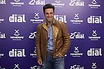 Singer David Bustamante poses during Cadena Dial music awards presentation in Madrid, Spain. February 05, 2015. (ALTERPHOTOS/Victor Blanco)