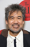 David Henry Hwang attends the The Lilly Awards  at Playwrights Horizons on May 22, 2017 in New York City.