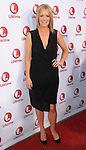 Andrea Anders arriving at 'Return To Zero Premiere' held at the Paramount Studio Theater May 1, 2014.