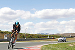 Diego Rosa (ITA) Team Sky in action during Stage 16 of the 2017 La Vuelta, an individual time trial running 40.2km from Circuito de Navarra to Logro&ntilde;o, Spain. 5th September 2017.<br /> Picture: Unipublic/&copy;photogomezsport | Cyclefile<br /> <br /> <br /> All photos usage must carry mandatory copyright credit (&copy; Cyclefile | Unipublic/&copy;photogomezsport)