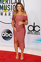 LOS ANGELES, CA - NOVEMBER 19: Jessie James Decker at the 2017 American Music Awards at Microsoft Theater on November 19, 2017 in Los Angeles, California. Credit: David Edwards/MediaPunch /NortePhoto.com