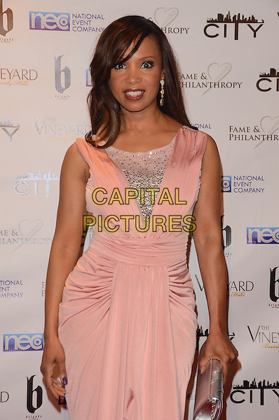 02 March 2014 - Beverly Hills, California - Elise Neal.  Fame and Philanthropy Post-Oscar Gala celebrating the 86th Annual Academy Awards held at The Vineyard Beverly Hills. <br /> CAP/ADM/BT<br /> &copy;Birdie Thompson/AdMedia/Capital Pictures