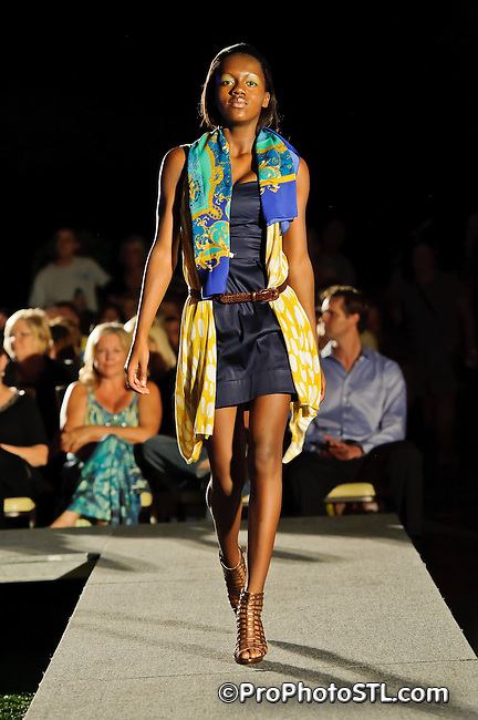 """The 2011 Greater St. Charles Fashion Week - day 4 - """"Hot! Hot! Hot!"""" at Ameristar Conference Center on Aug 27, 2011."""
