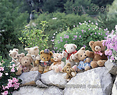 Interlitho, Alberto, CUTE ANIMALS, teddies, photos, teddies, stones(KL16284,#AC#)