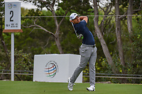 Xander Schauffele (USA) watches his tee shot on 2 during day 3 of the WGC Dell Match Play, at the Austin Country Club, Austin, Texas, USA. 3/29/2019.<br /> Picture: Golffile | Ken Murray<br /> <br /> <br /> All photo usage must carry mandatory copyright credit (© Golffile | Ken Murray)