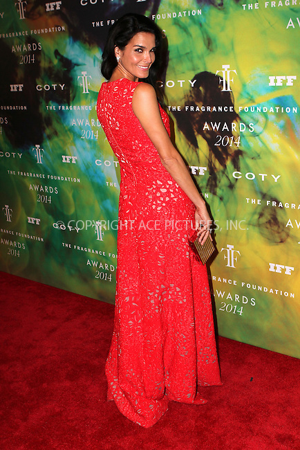 ACEPIXS.COM<br /> <br /> June 16 2014, New York City<br /> <br /> Angie Harmon arriving at the 2014 Fragrance Foundation Awards on June 16, 2014 in New York City<br /> <br /> <br /> By Line: Nancy Rivera/ACE Pictures<br /> <br /> ACE Pictures, Inc.<br /> www.acepixs.com<br /> Email: info@acepixs.com<br /> Tel: 646 769 0430
