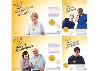 CLIENT: NHS CORNWALL AND ISLES OF SCILLY // PROJECT MANAGEMENT: ZOE HOWARD www.caxtoncomms.co.uk //   <br /> PROJECT: TLC DIGNITY AND RESPECT CAMPAIGN //   <br /> DESIGN: GENDALL DESIGN  www.gendall.co.uk // ART DIRECTION: JASON SALISBURY