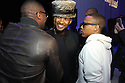 DJ Irie, Usher and Bow Wow are seen at The Hollywood Reporter and Billboard Pre-Game Party at Southwest Jet Center on Saturday, Jan. 31, 2015 in Scottsdale, Arizona. (Photo by Donald Traill/Invision for The Hollywood Reporter/AP Images)