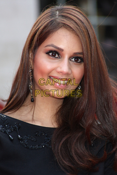 REENA PATEL.European Premiere of 'Kites' at the Odeon West End, Leicester Square, London, England. .May 18th 2010.headshot portrait black.CAP/ROS.©Steve Ross/Capital Pictures.