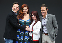 AUG 02 'Will & Grace' Start Of Production Kick Off Event And Ribbon Cutting Ceremony