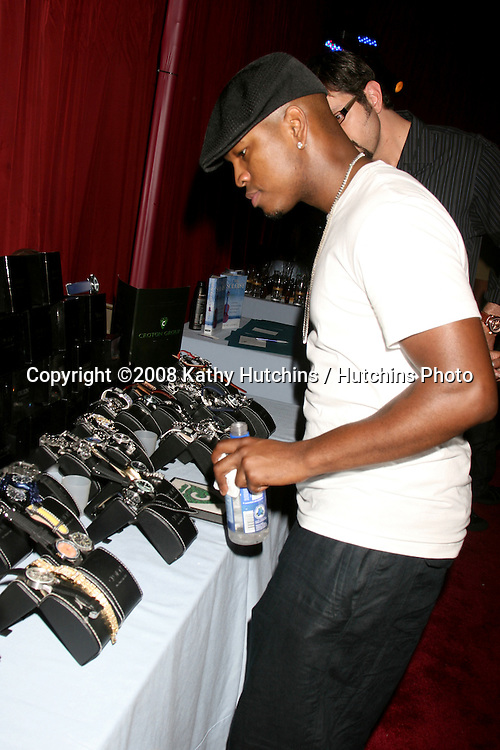 Ne-Yo at the BET Awards GBK Gifting Lounge outside the Shrine Auditorium in Los Angeles, CA on.June 22, 2008.©2008 Kathy Hutchins / Hutchins Photo .