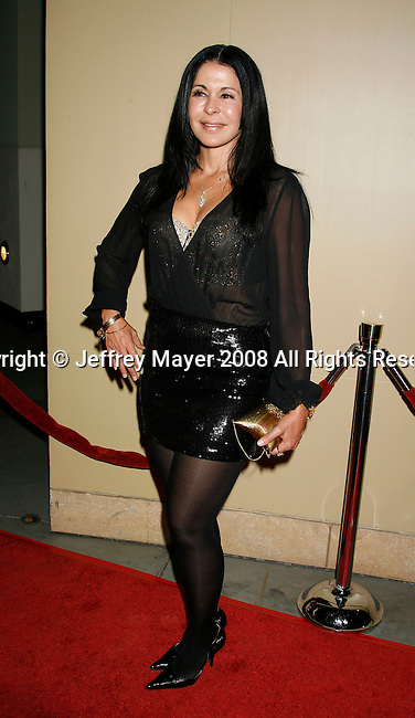 "HOLLYWOOD, CA. - October 07: Actress Maria Conchita Alonso arrives at the Padres Contra El Cancer's 8th Annual ""El Sueno De Esperanza"" Benefit Gala at the Hollywood & Highland Center on October 7, 2008 in Hollywood, California."