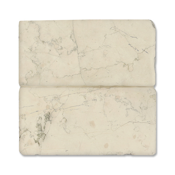 "Giovanni Barbieri 6"" x 12"" Bianco Antico available in Timeworn finish."