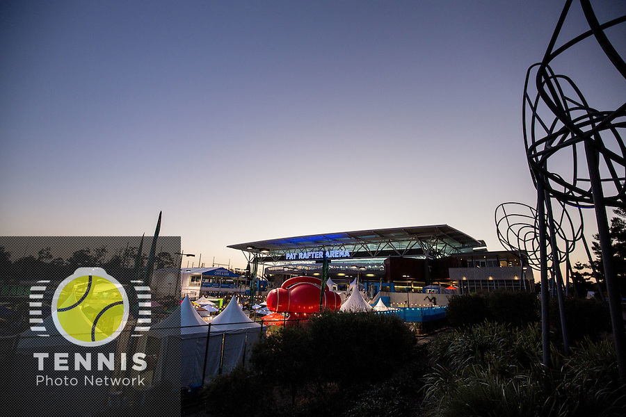 Ambiance general event coverage tennis atp 250 wta for Ambiance australia