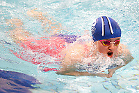Picture by Richard Blaxall/SWpix.com - 14/04/2018 - Swimming - EFDS National Junior Para Swimming Champs - The Quays, Southampton, England - Georgia Howell of Littlehampton during the Women's MC 200m Individual Medley