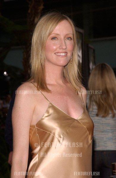Actress JANEL MOLONEY at the world premiere, in Hollywood, of The Bourne Supremacy..July 15, 2004