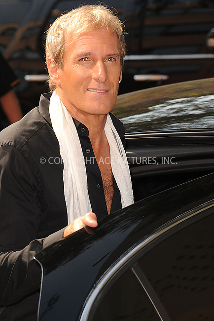 WWW.ACEPIXS.COM . . . . . .September 14, 2011...New York City... Michael Bolton visits the Wendy Williams Show on September 14, 2011 in New York City....Please byline: KRISTIN CALLAHAN - ACEPIXS.COM.. . . . . . ..Ace Pictures, Inc: ..tel: (212) 243 8787 or (646) 769 0430..e-mail: info@acepixs.com..web: http://www.acepixs.com .