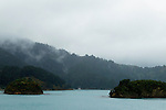 Fjord, Cook Strait, South Island, New Zealand