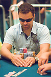 "Antonio Ribeiro finished in 7th. place, on the TV Table ""bubble."""