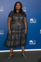 Octavia Spencer attends the photocall of 'The Shape of Water' the 74th Venice Film Festival at Palazzo del Casino in Venice, Italy, on 31 August 2017. Photo: Hubert Boesl <br /> <br /> <br /> - NO&nbsp;WIRE&nbsp;SERVICE&nbsp;- Photo: Hubert Boesl/dpa /MediaPunch ***FOR USA ONLY***