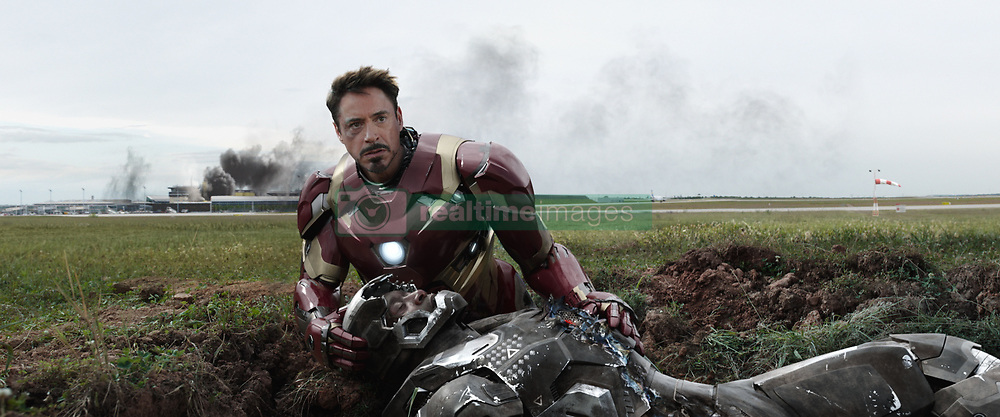 2016 - Captain America: Civil War - Movie Set | RealTime Images