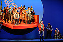 London, UK. 07.05.2015. English National Opera presents THE PIRATES OF PENZANCE, by Gilbert & Sullivan, directed by Mike Leigh, at the London Coliseum. Photograph © Jane Hobson.