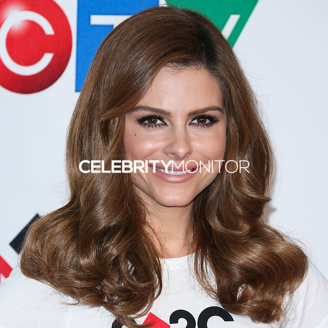 HOLLYWOOD, LOS ANGELES, CA, USA - SEPTEMBER 05: Maria Menounos arrives at the 4th Biennial Stand Up To Cancer held at Dolby Theatre on September 5, 2014 in Hollywood, Los Angeles, California, United States. (Photo by Xavier Collin/Celebrity Monitor)