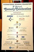 International Myeloma Foundation 9th Annual Comedy Celebration