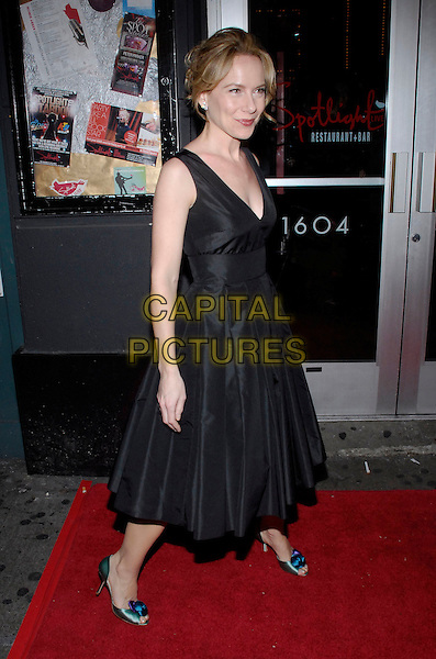AMY RYAN.New York Film Critics Circle 2007 Awards dinner at Spotlight, New York, New York.USA, 06 January 2008..Full length black dress .CAP/ADM/BL.©Bill Lyons/AdMedia/Capital Pictures. *** Local Caption ***