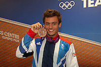 12.08.2012 - Team GB: Tom Daley Press Conference