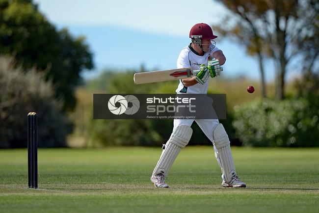 NELSON, NEW ZEALAND December 15: WTTU v Stoke Nayland at Jubilee, Nelson, New Zealand. Saturday 15 December 2018 (Photos by: Barry Whitnall Photography