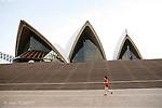 Sydney. Sydney Opera House, l'opera de Sydney est le plus célèbre monument d'Australie.