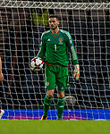 Scotland's Craig Gordon during the World Cup Qualifying Group F match at Hampden Park Stadium, Glasgow. Picture date 4th September 2017. Picture credit should read: Craig Watson/Sportimage
