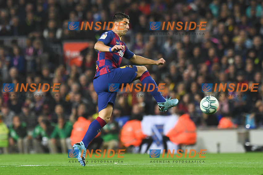 Luis Suarez<br /> 18/12/2019 <br /> Barcelona - Real Madrid<br /> Calcio La Liga 2019/2020 <br /> Photo Paco Largo Panoramic/insidefoto <br /> ITALY ONLY