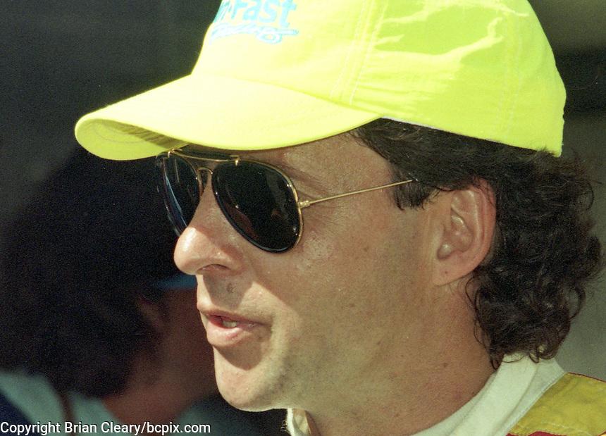 the Pepsi 400 at Daytona International Speedway, Daytona Beach, FL, July 7, 1990 (Photo by Brian Cleary/www.bcpix.com)