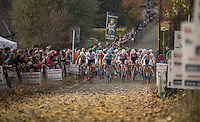 Elite Man Race Start<br /> <br /> 25th Koppenbergcross 2016