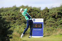 Mark Power of Ireland during Day 3 of the Boys' Home Internationals played at Royal Dornoch Golf Club, Dornoch, Sutherland, Scotland. 09/08/2018<br /> Picture: Golffile | Phil Inglis<br /> <br /> All photo usage must carry mandatory copyright credit (&copy; Golffile | Phil Inglis)