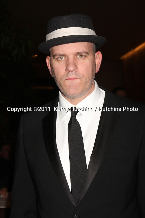 LOS ANGELES - FEB 19:  Mike O'Malley arrives at the 61st ACE Eddie Awards at Beverly Hilton Hotel on February 19, 2011 in Beverly Hills, CA