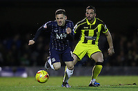 Southend United vs Burton Albion 22-02-16
