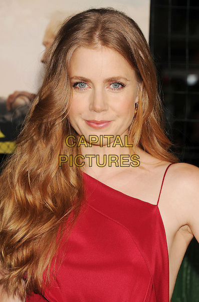 "Amy Adams.""Trouble With The Curve"" Los Angeles Premiere held at the Regency Village Theatre, Westwood, California, USA..September 19th, 2012.headshot portrait red .CAP/ROT/TM.©Tony Michaels/Roth Stock/Capital Pictures"