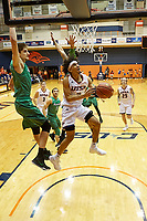 SAN ANTONIO, TX - FEBRUARY 1, 2018: The University of Texas at San Antonio Roadrunners defeat the Marshall University Thundering Herd 81-77 at the UTSA Convocation Center. (Photo by Jeff Huehn)