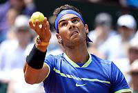 Rafael Nadal Internationaux de france de tennis de Roland Garros 2017 - Finale MESSIEURS